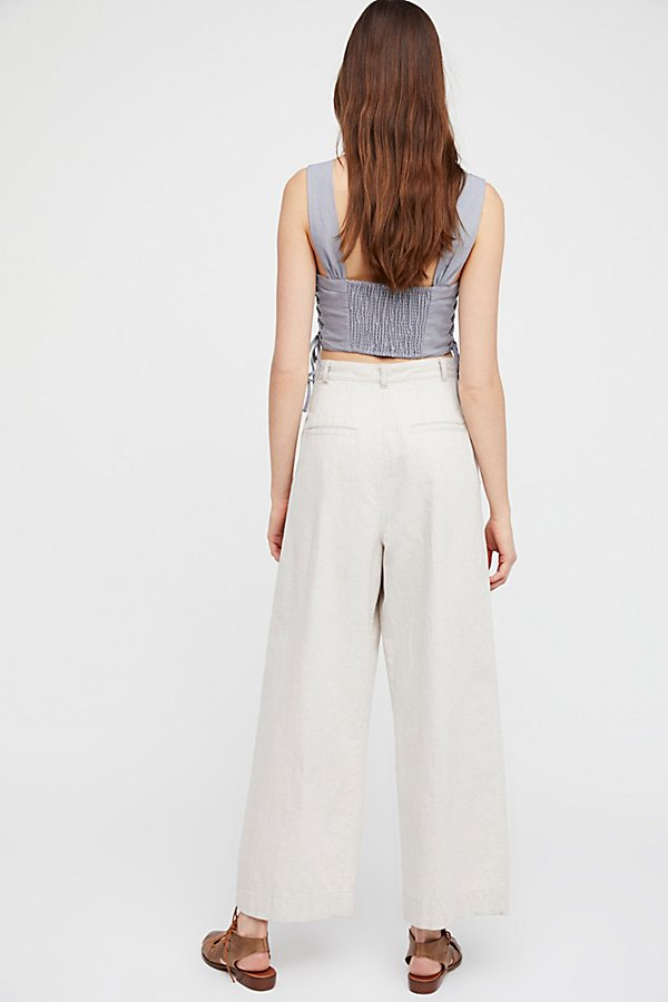 Slide View 3: River Winds Pleated Pant