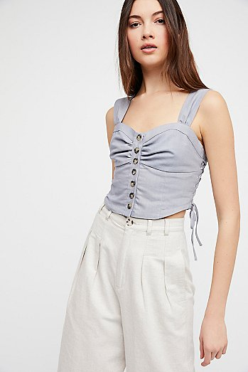 River Winds Pleated Pant
