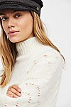 Thumbnail View 4: Pointelle Pullover