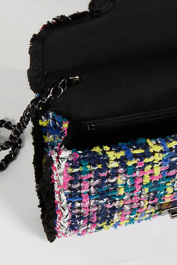 Slide View 5: Brielle Tweed Crossbody
