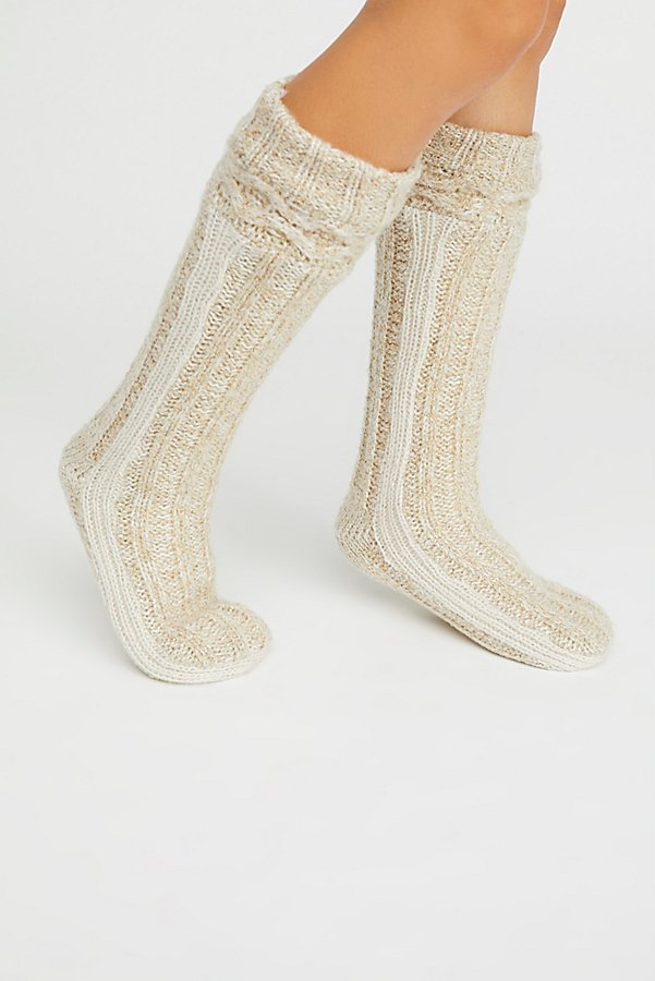 Slide View 2: Monster Slipper Sock