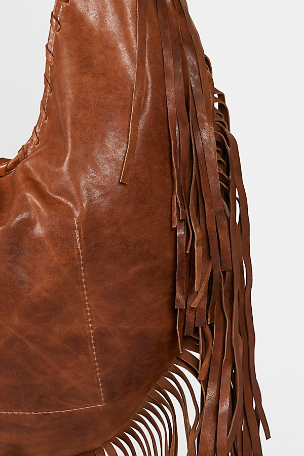 Slide View 5: Willow Fringe Hobo
