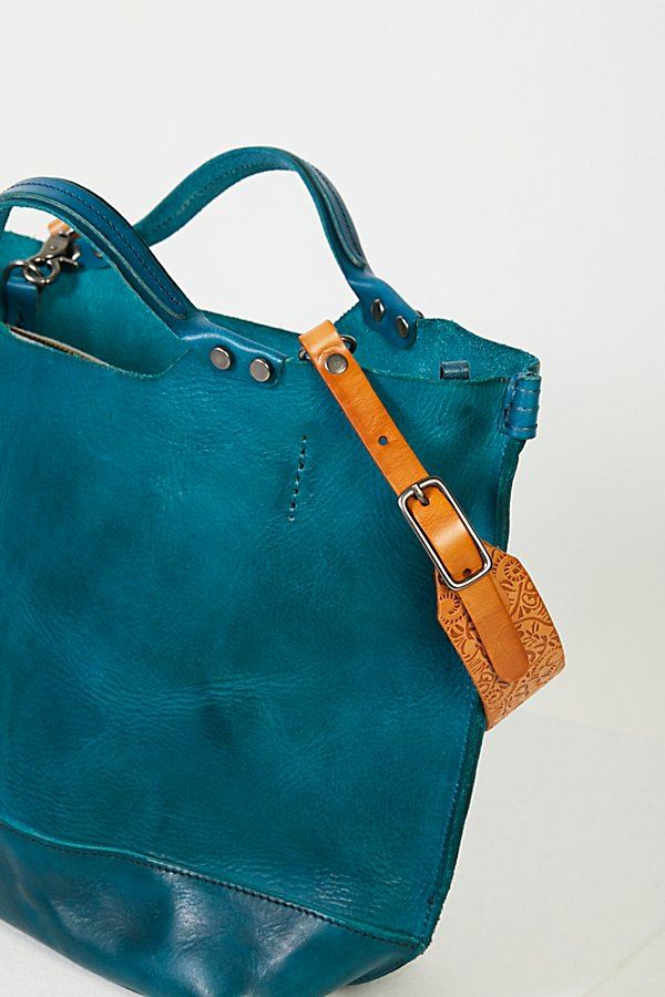 Slide View 5: Loveland Leather Tote