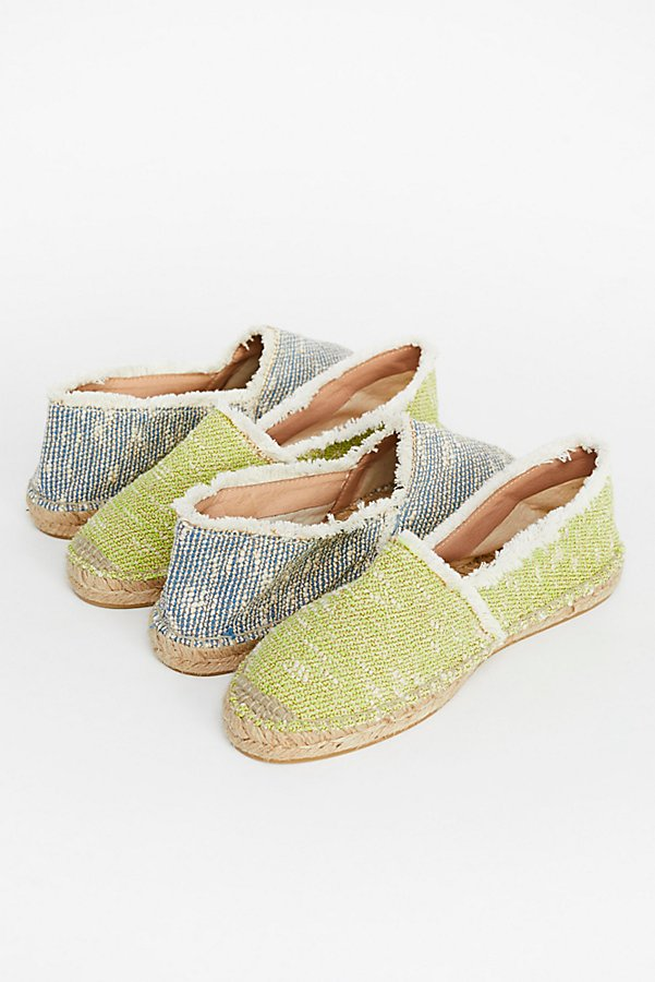 Slide View 1: Llenya Slip On Espadrille