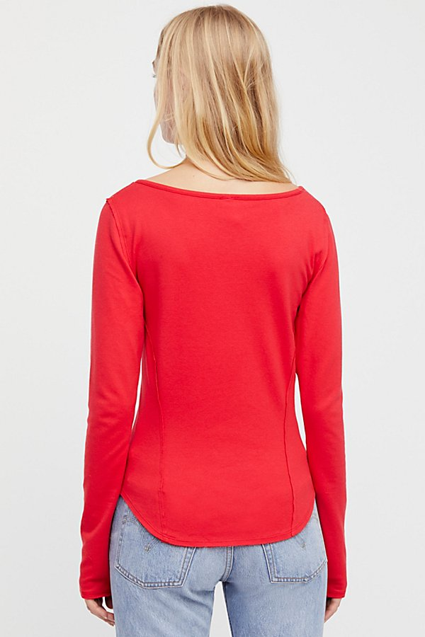 Slide View 2: We The Free Jacqui Layering Top