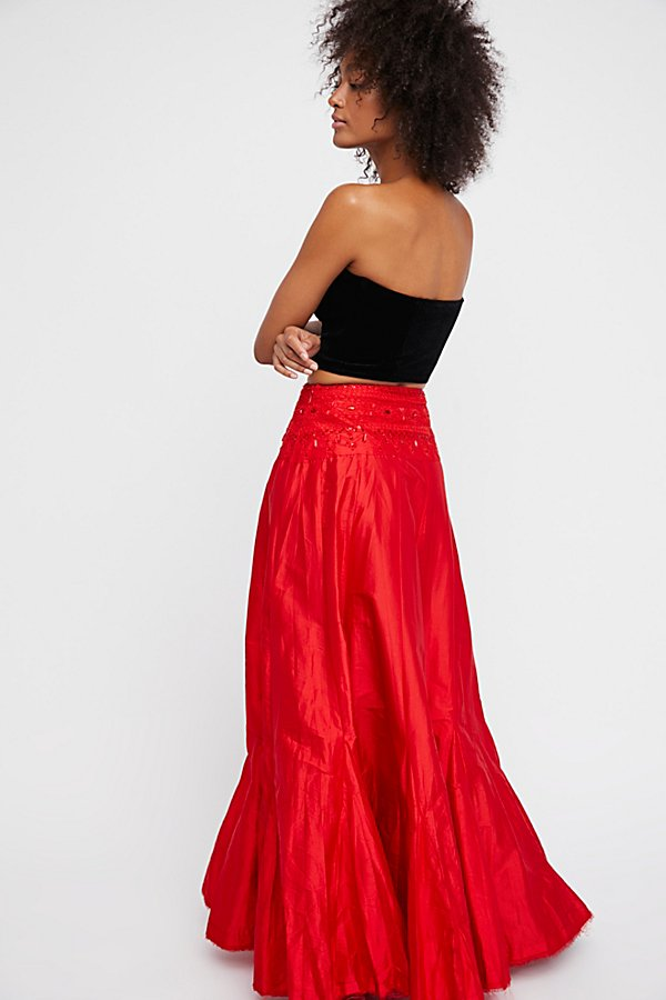Slide View 2: FP One Party Maxi Skirt