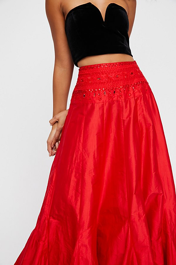 Slide View 4: FP One Party Maxi Skirt