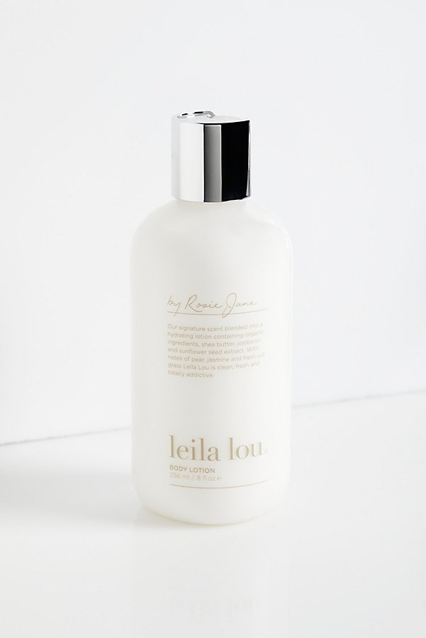 Slide View 2: Body Lotion By Rosie Jane
