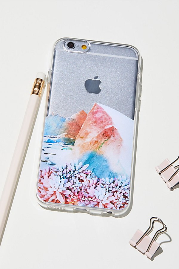 Slide View 1: Technicolor iPhone Case