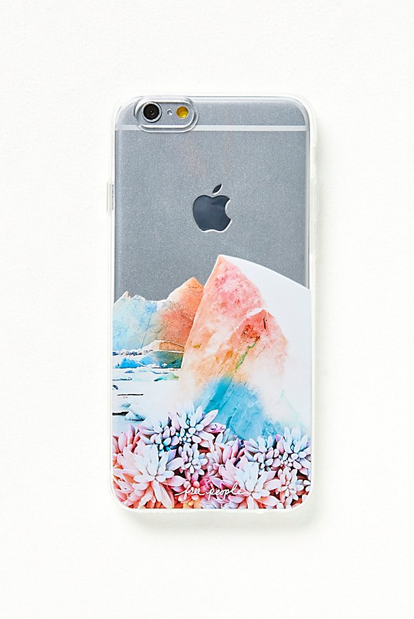 Slide View 2: Technicolor iPhone Case