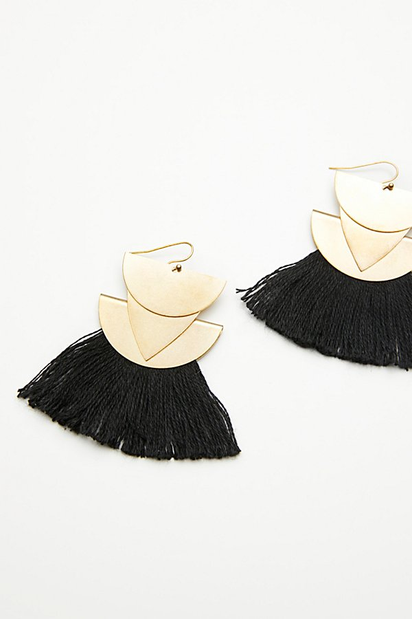Slide View 2: Diamond Canyon Tassel Earring