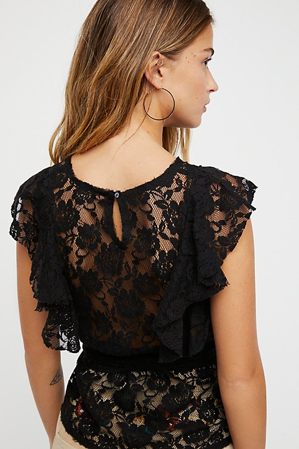 Slide View 2: Celeste Lace Top