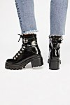 Thumbnail View 4: Check Lace-Up Boot