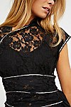 Thumbnail View 3: FP One Cheongsam Lace Tunic