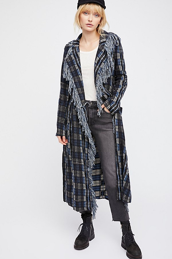 Slide View 1: Plaid About You Jacket