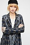 Thumbnail View 3: Plaid About You Jacket