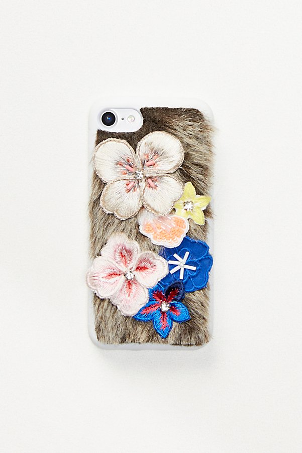Slide View 2: Field of Flowers iPhone Case