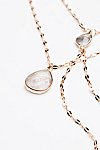 Thumbnail View 4: Shimmer Chain Stone Necklace