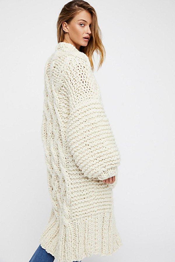 Rockstar Sweater Coat | Free People