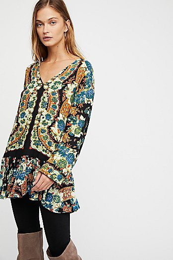 Lovely Dreams Print Tunic