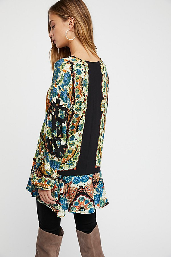 Slide View 2: Lovely Dreams Print Tunic