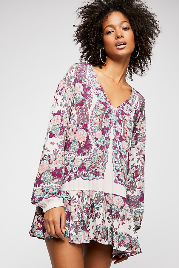 Slide View 1: Lovely Dreams Print Tunic