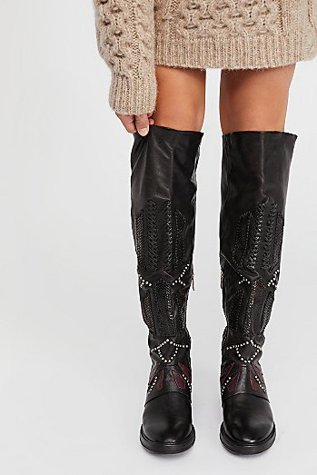 Carl Over-The-Knee Boots
