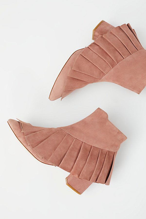 Slide View 1: Ruffle Me Up Boot