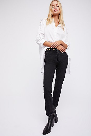 Jamie High-Rise Classic Jeans