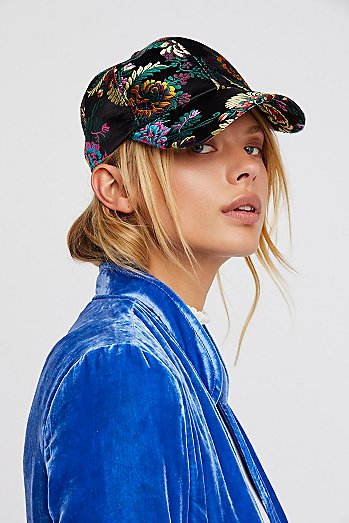 Well-Traveled Embroidered Baseball Hat