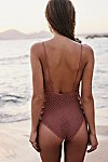 Thumbnail View 2: Crochet Florence One-Piece Swimsuit