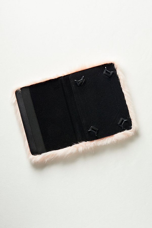 Slide View 3: Candy Faux Fur iPad Mini Case