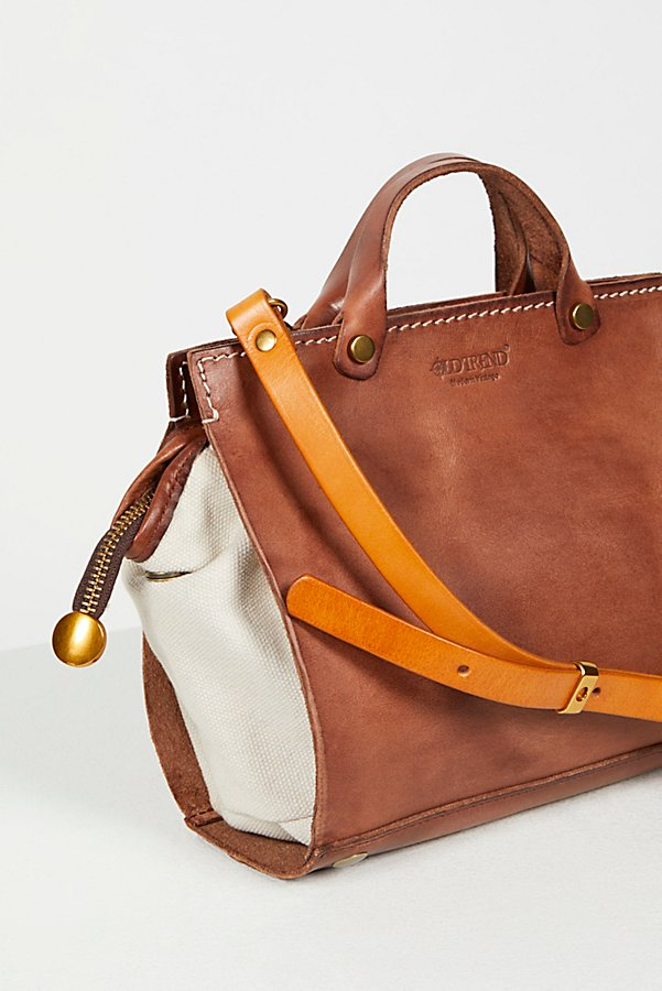 Slide View 3: Out West Distressed Satchel
