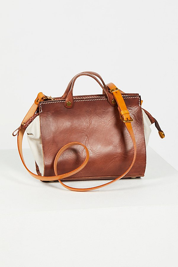 Slide View 4: Out West Distressed Satchel