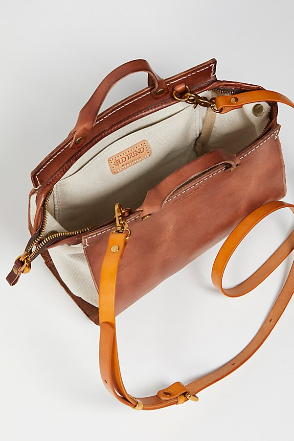 Slide View 6: Out West Distressed Satchel