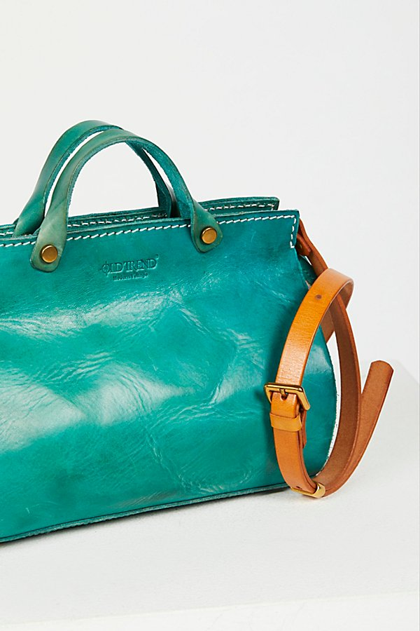 Slide View 2: Out West Distressed Satchel