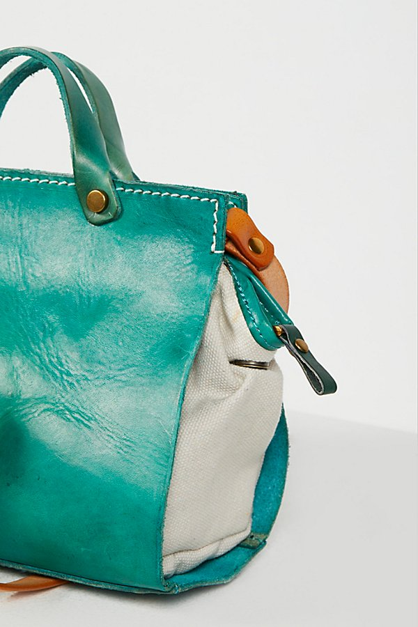 Slide View 5: Out West Distressed Satchel