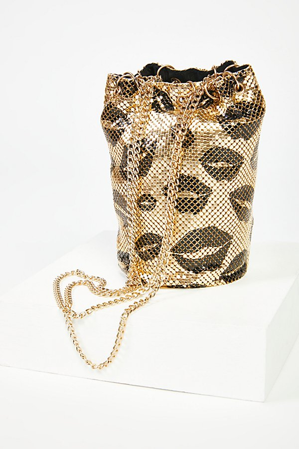 Slide View 2: Kisses Bucket Bag