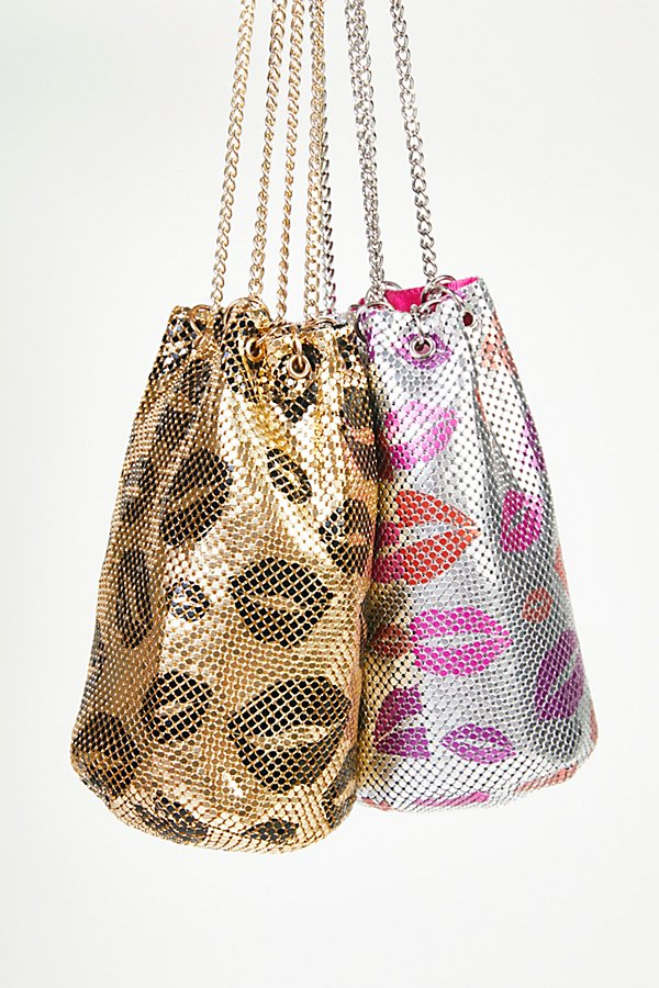 Slide View 1: Kisses Bucket Bag