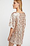 Thumbnail View 3: Sequin T-Shirt Dress