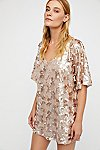 Thumbnail View 4: Sequin T-Shirt Dress