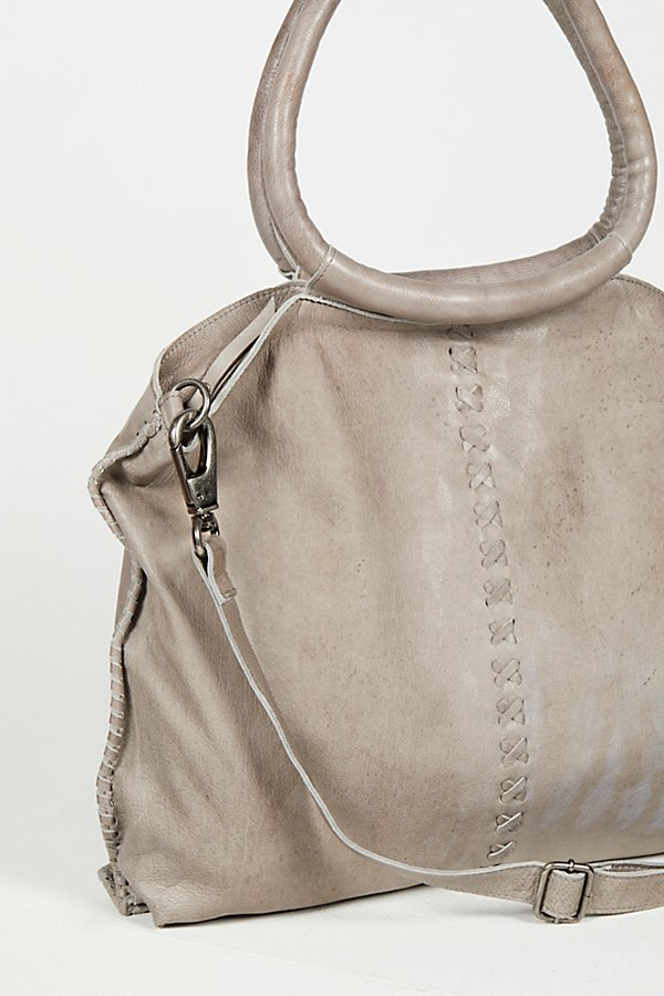 Slide View 3: Winnie Leather Tote