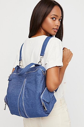 Madison Vegan Backpack
