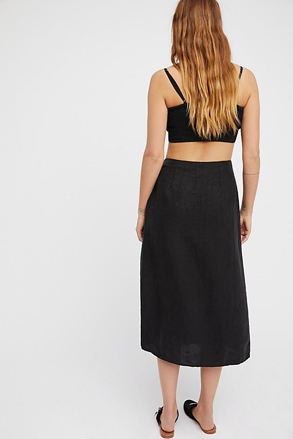 Slide View 3: Roman Holiday Midi Skirt