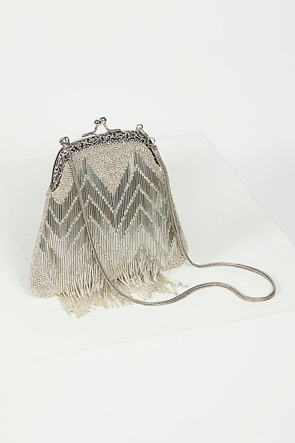 Slide View 5: Icicle Beaded Bag
