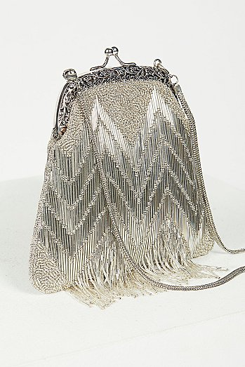 Icicle Beaded Bag