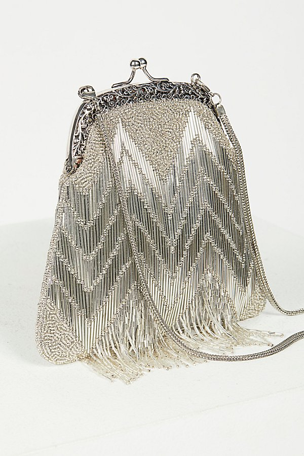 Slide View 1: Icicle Beaded Bag