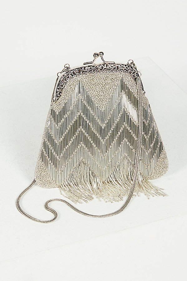Slide View 2: Icicle Beaded Bag