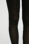 Thumbnail View 1: Shimmer Sweater Tights