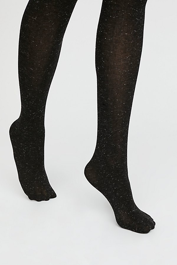 Slide View 2: Shimmer Sweater Tights